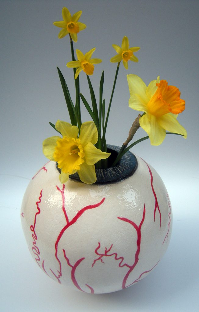 Karen Thompson, KarenT, Karen T, Ceramics, Ceramicist, Earthenware, Tableware, Art