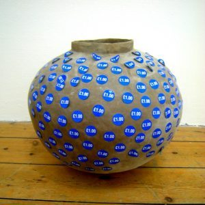 Karen Thompson, Karen T, KarenT, Ceramics, Ceramicist, Crescent Arts, Art, Sculpture, Mixed Media